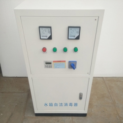 水箱消毒器城镇供水消毒杀菌装置