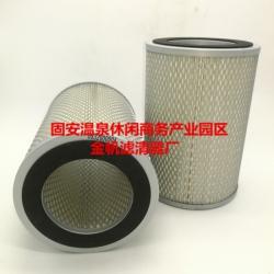 电子行业专用真空泵滤芯-普旭F006进气滤芯