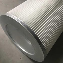 卷烟厂空气滤芯除尘滤筒3290规格齐全定做聚酯纤维除尘滤芯