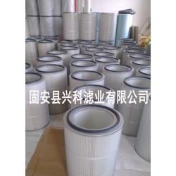 水泥生产线除尘滤芯滤筒供应商【兴科】