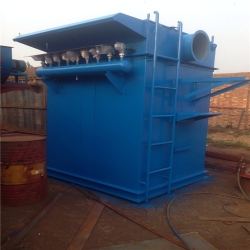 化铝炉单机布袋除尘器