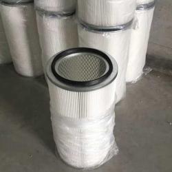 自动喷砂机除尘滤芯粉末回收滤芯滤筒防静电除尘滤芯