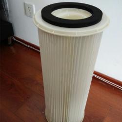 喷砂机除尘滤芯安满能除尘滤芯防静电覆膜滤芯除尘器滤芯