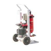 GLYC-50L 高粘度油滤油机 螺杆泵
