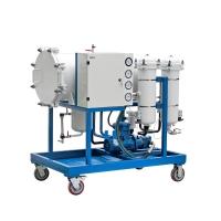 GLYC-100B-R 高粘度油滤油机 高粘泵