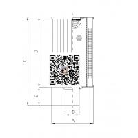 西德福液压滤芯 LL080B10B