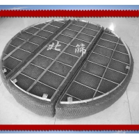 影响丝网除沫器的因素