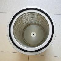 4245防油防水粉尘滤芯可水洗除尘滤芯吸料机滤芯