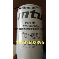 替代奔驰mtu燃油滤清器X57536400006