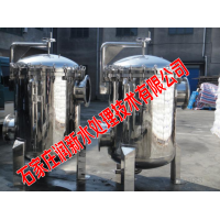 袋式过滤器 精密过滤器液体过滤器石家庄润新水处理设备有限公司