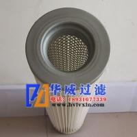 螺丝吊装PTFE覆膜除尘滤筒滤芯供应商报价【华威】