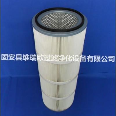 粉尘覆膜焊烟专用除尘滤芯品质价格保证【维瑞欧】