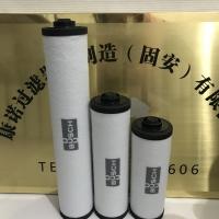 厂家供应普旭真空泵滤芯0532140157