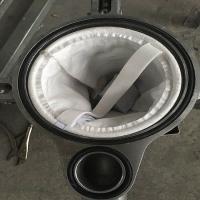 铸造龟背式过滤器 耐压力顶入式过滤器