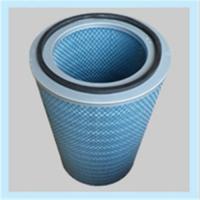 焊接烟尘专用阻燃高效空气除尘滤筒粉尘回收滤芯粉末回收滤筒