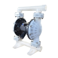 PP工程塑料QBY气动隔膜泵