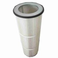 厂家直销 焊粉回收滤芯 焊烟除尘过滤器 滤芯 覆膜除尘滤筒