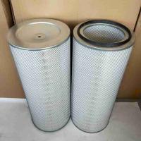 厂家直销 k2448聚酯纤维除尘滤筒 覆膜除尘滤筒