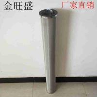 厂家批发天然气机组滤芯 不锈钢烧结毡滤芯 不锈钢除尘滤芯