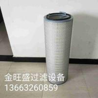 厂家直销 聚酯纤维三爪式快拆除尘滤筒 环保过滤空气滤芯