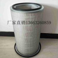 厂家直销 覆膜滤芯 除尘滤芯滤筒 阻燃聚酯纤维滤芯
