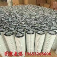 覆膜防静电除尘滤芯专业生产厂家