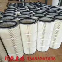 覆膜防静电除尘滤筒专业生产厂家