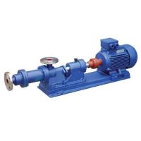 I-1B型卧式浓浆单螺杆泵