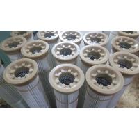 滤筒具有耐酸碱、耐高温、耐腐蚀、过滤面积大