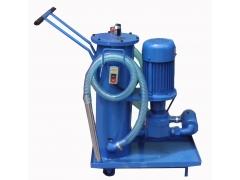 LYC-100A便移式滤油机使用说明书及注意事项
