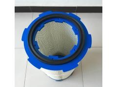 快拆式除尘滤筒在除尘器中的安装形式