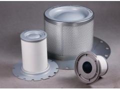 空压机油气分离器芯原理