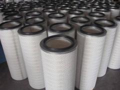 外置空压机除尘滤芯超期使用的危害