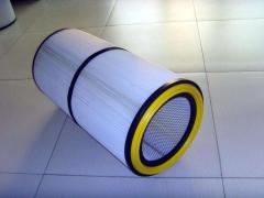 聚酯纤维除尘滤芯的好处