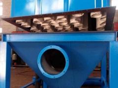 塑烧板除尘器产品性能特点
