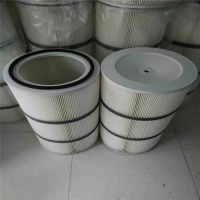 环保除尘滤筒专业制造厂家