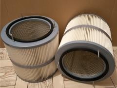 除尘滤筒的常用规格及结构特点