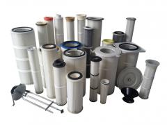 选择除尘器滤筒滤材考虑因素
