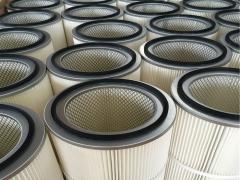 如何计算除尘器滤筒的过滤面积