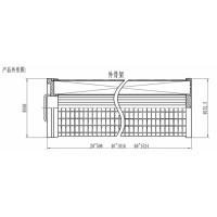 HFU640UY050替代pall大流量水滤芯保安过滤器滤芯