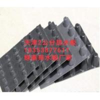 天津2公分车库排水板%绿化阻根板厂家