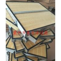 参考图片-框板式/板框式/扁形除尘滤芯-工厂直销