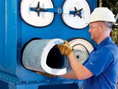 除尘器滤芯的性能特点及作用