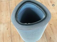 除尘器滤筒除尘滤芯的选型原则