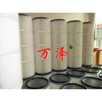 安徽空气自洁式滤芯生产厂家【万泽】
