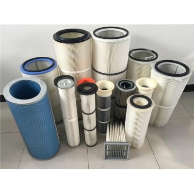聚酯纤维滤芯 - 防油防水除尘滤芯 - 专业定制厂家