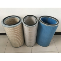 不锈钢除尘滤筒 - 除尘滤芯生产厂家