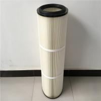 防静电除尘滤筒 - 货源充足厂家