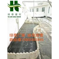 今日现货-铜陵2公分车库排水板3公分屋面种植蓄排水板