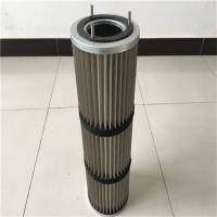 大型印刷机械设备使用304不锈钢滤芯 - 不锈钢除尘滤芯